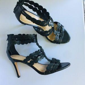 Banana Republic Scalloped High Heel Sandals